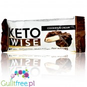 Healthsmart Keto Wise Fat Bomb, Cookies N Cream