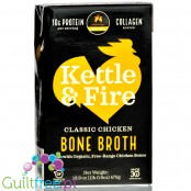 Kettle and Fire Bone Broth, Classic Chicken 16.9 oz