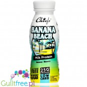 Chiefs Milk Protein Shake Banana Beach