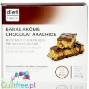 Dieti Snack Chocolate & Peanut high protein bar Chocolate & Peanut