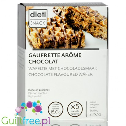 Dieti Meal Barre arôme chocolat, collation proteinee gourmande