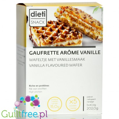 Dieti Meal- protein wafers with vanilla-flavored cream