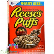 Reeses Puffs Giant Cereal 822g (CHEAT MEAL)