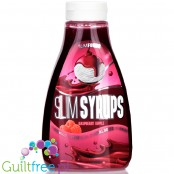 Slim Foods Slim Syrups 425ml Raspberry Ripple