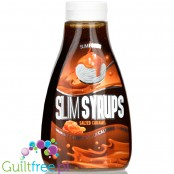 Slim Foods Slim Syrups 425ml Salted Caramel
