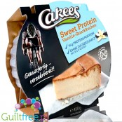 Cakees Sweet Protein Cheesecake, Vanilla 0,45KG - ready to eat homemade style cake