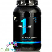 Rule1 R1 Whey Blend (2lbs) Vanilla Ice Cream