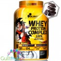 Olimp Whey Protein Complex Dragon Ball Z 2,27KG Cookies & Cream, fan limited edition