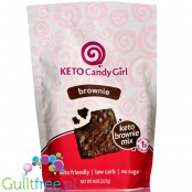 Keto Candy Girl Keto Brownie Mix 8 oz baking mix