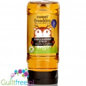 Sweet Freedom Gingerbread Syrup 350g