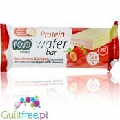 Novo Foods Protein Wafer Strawberries & Cream
