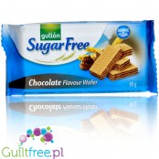 Gullón Wafer Diet Nature Vanilla - sugar fre waffers with cocoa cream