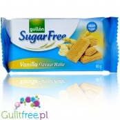 Gullón Wafer Diet Nature Vanilla - sugar fre waffers with vanilla cream