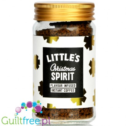 Little's Christmas Spirit Flavour Infused Instant Coffee
