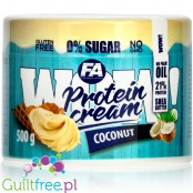 Wellness Line WOW! Protein Cream 500 g Coconut
