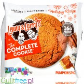 Lenny & Larry The Complete Cookie, Pumpkin Spice - Wegańskie Ciacho Proteinowe