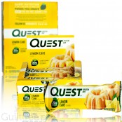 Quest Bar Lemon Cake BOX x 12 BARS