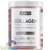 BeKETO Collagen + MCT, Chocolate flavour, 300g