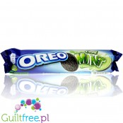 Oreo® Cool Mint (CHEAT MEAL) Sandwich Biscuits with a Mint Flavour Filling