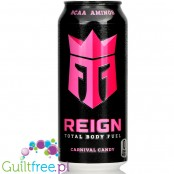Reign Carnival Candy ver USA energetyk 0kcal z BCAA, 300mg kofeiny
