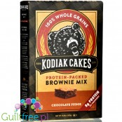 Kodiak Cakes Chocolate Fudge Brownie Mix 14.82oz (420g)