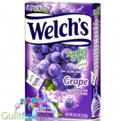 Welch's Singles to Go 6 pack - Grape