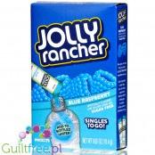 Jolly Rancher Singles to Go 6 pack - Blue Raspberry