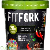 FitFork Meal Pot Thai Green Curry