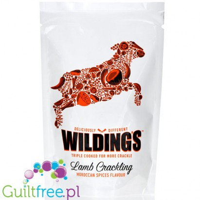Wilding's Lamb Crackling - Moroccan Spices