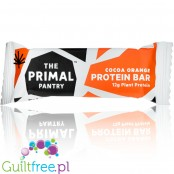 The Primal Pantry Protein Bar Cocoa Orange