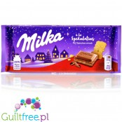 Milka à la Spekulatius (CHEAT MEAL) winter 2020 limited edition
