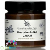 Macadamia Nut Farm, Cocoa & Honey - raw macadamia nut butter