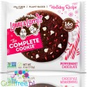 Lenny & Larry Complete Cookie Peppermint Chocolate, vegan protein cookie
