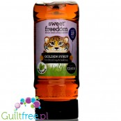 Sweet Freedom Golden Syrup- - a sweetening syrup based on fruit extracts without added sugar