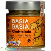 Basia Basia Chalwolada - sesame paste with dates, no added sugar