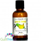 Magic Colours African Banana Flavour Potion 60ml