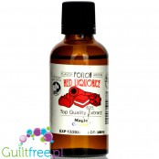 Magic Colours Red Liquorice Flavour Potion 60ml