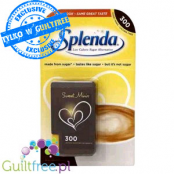 Splenda sweetener tablets with sucralose
