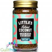 Little's Decaf Island Coconut Flavour Infused Instant Coffee