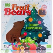 House Of Denmark Advent Calendar bio fruit jelly bears