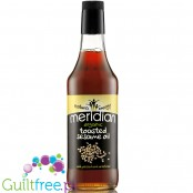 Meridian Organic Toasted Sesame Oil, cold pressed, unrefined