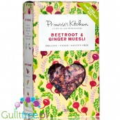 Primrose's Kitchen Organic Raw Beetroot & Ginger Muesli