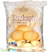 Polskie Młyny no added sugar sponge cookies