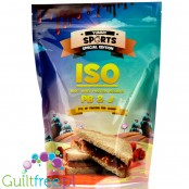 Yummy Sports ISO 100% Whey Protein Isolate PB & J
