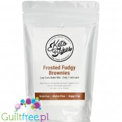 Keto Bakes Frosted Fudgy Brownies Mix 11.9 oz