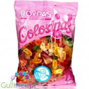 Roypas Golosinas 1KG - sugar free fruity jelly gums, only 200kcal per 100g