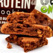 Sante GoOn Protein Cookie Brownie - chocolate protein cookie