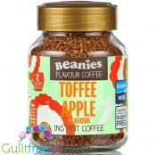 Beanies Sticky Toffee Apple instant flavored coffee 2kcal pe cup
