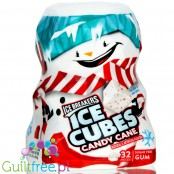 Ice Breakers Candy Cane Gum Snowman sugar free chewing gum