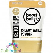 Boostball Burn Shake Creamy Vanilla 450g